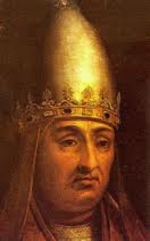 Pope Boniface VIII Challenges Authority of Kings