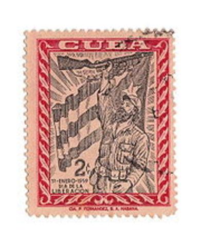 Sieg der Kubanischen Revolution