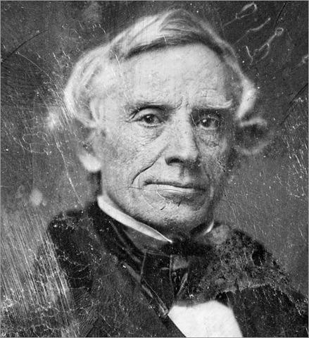 Joseph Henry and Samuel F.B. Morse