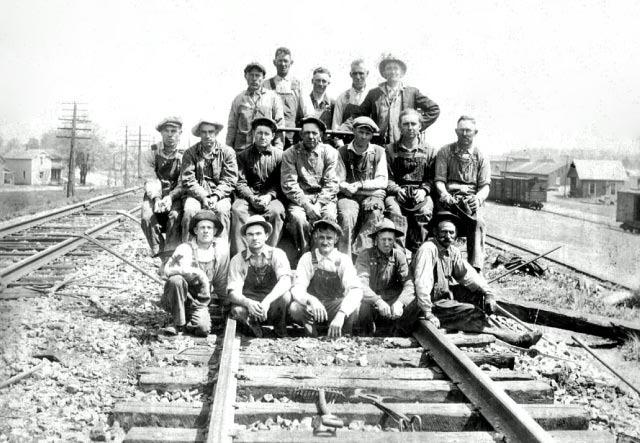 Railroads in Baltimore