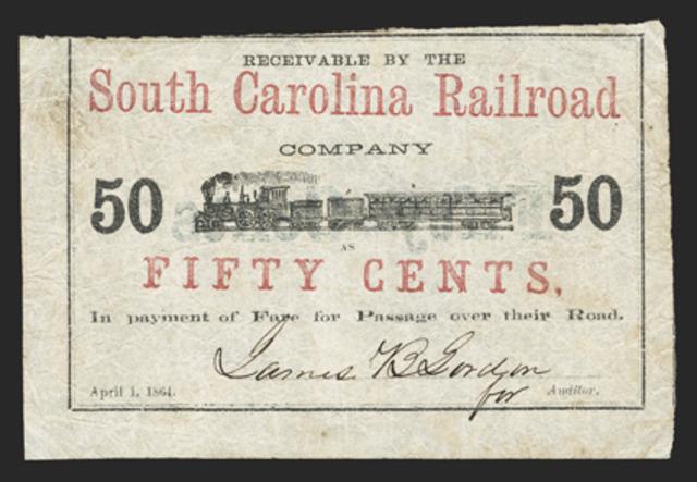 Railroads in Charleston