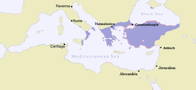 Byzantine Empire