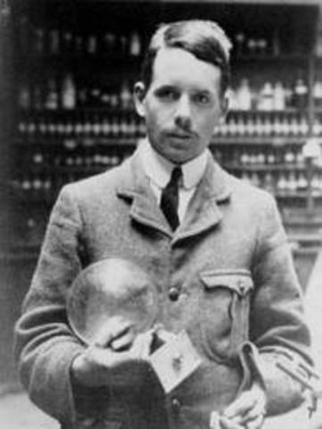 Henry Moseley and his Contribution to the Periodic Table