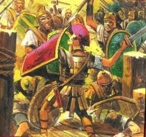Julius Caesar defeats Pompey 48 BCE