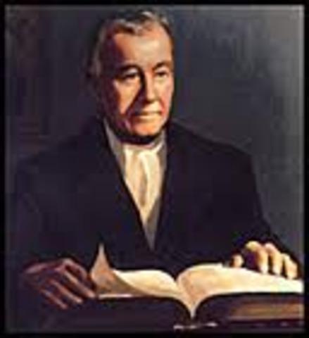 Foundation of Christian Brothers by Edmund Ignatius Rice, Ireland.