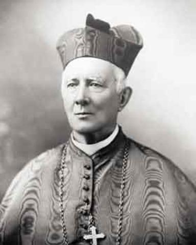 Patrick Francis Moran appointed Archbishop of Sydney.