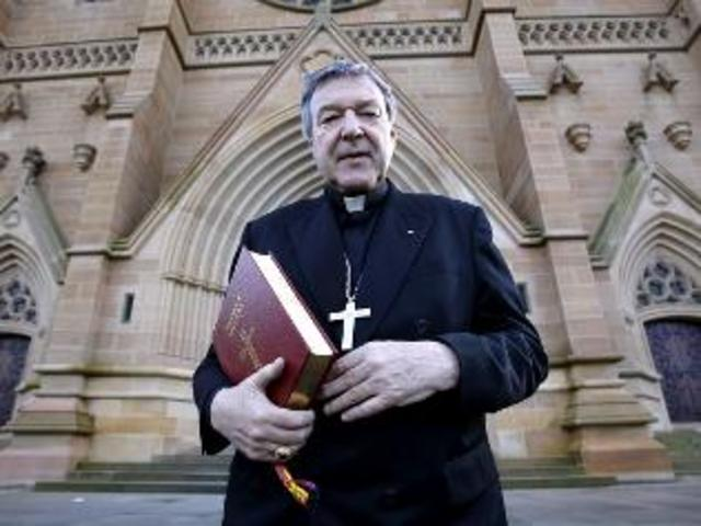 Appointment of George Pell as Archbishop of Melbourne.