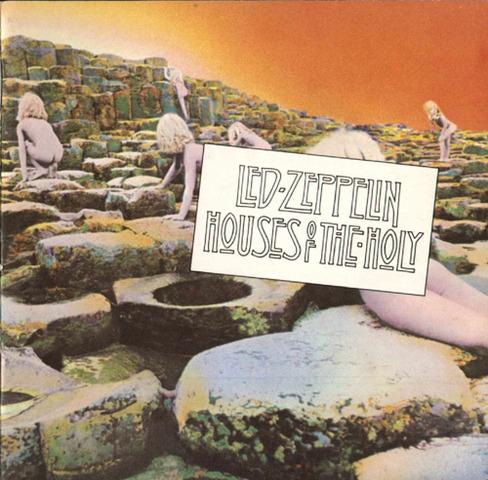 Se publica el quinto álbum, «Houses Of The Holy».