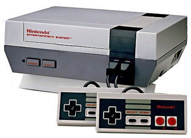 Nintendo released the Nintendo Entertainment System