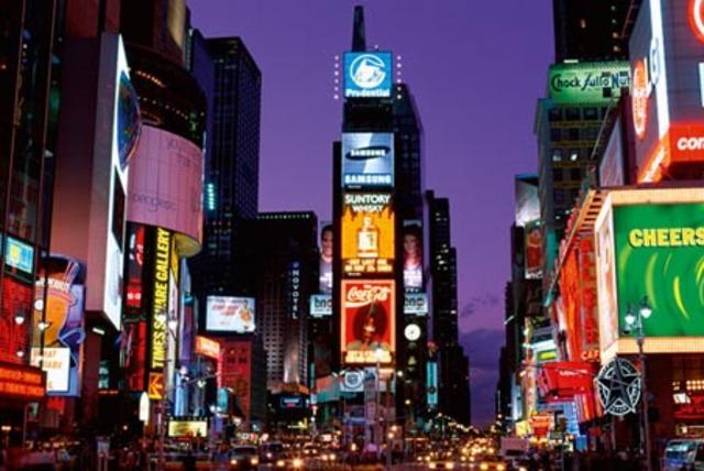 MY TRIP TO NYC
