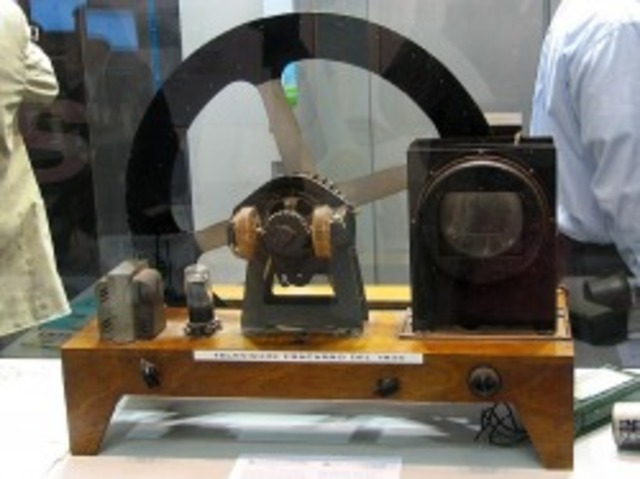 The Very First TV Mechanical Ever Made