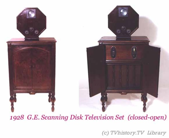 One of the First TV's ever made