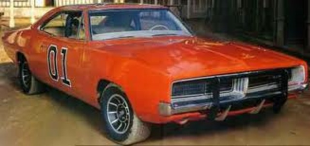1969 charger