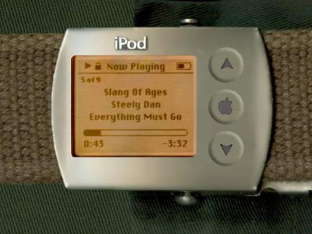 Wrist Watch iPod
