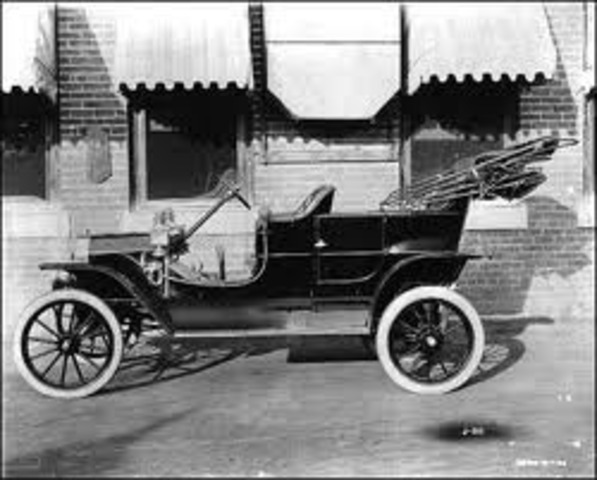 The first car