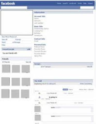 Create a facebook page to spread the word