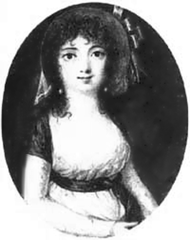 Poe's mother dies (Elizabeth)