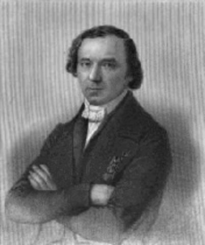 Jean Baptiste Dumas