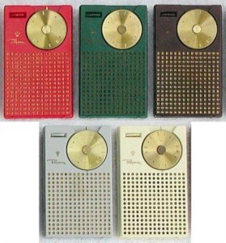 Regency TR-1 (First ever transistor radio)