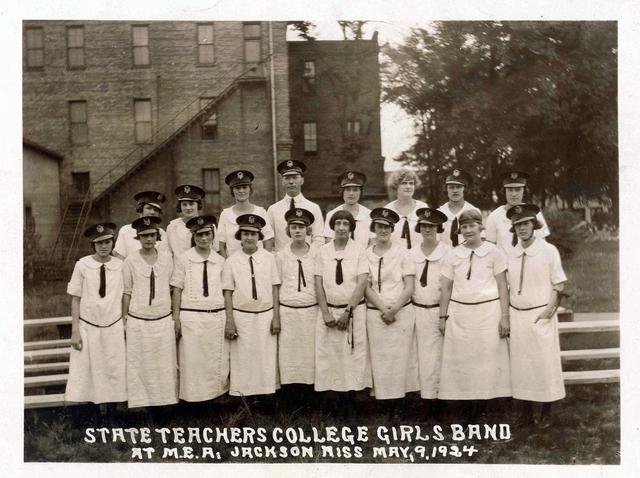 State Teachers College Girls Band