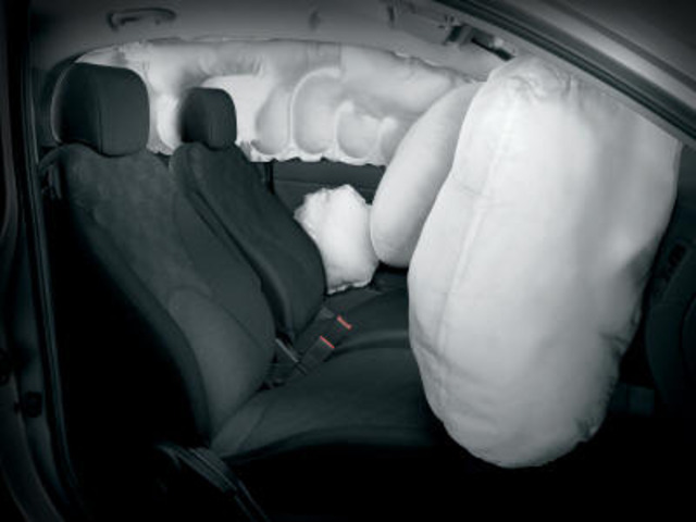 Airbags become standard