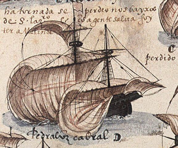 A bússula e a era das navegações e descobrimentos