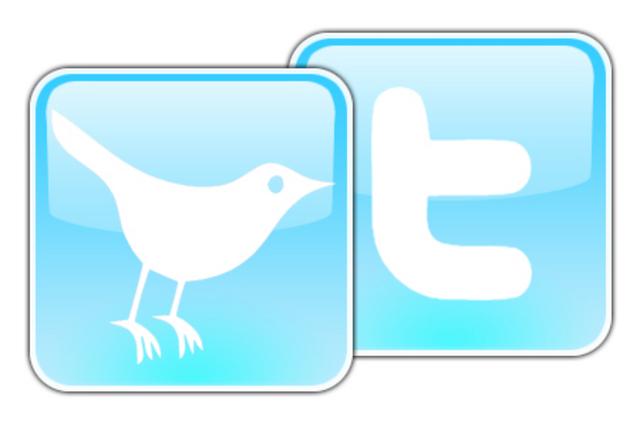 Tweeting begins