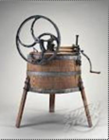 1st hand powered washing machine