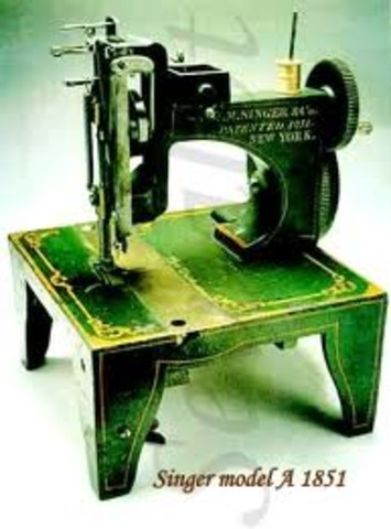 Continuous Sewing Machine