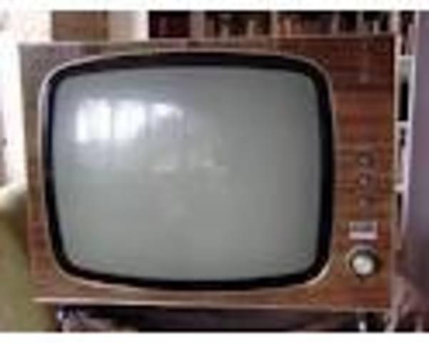 1º televisión.