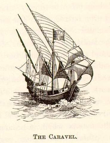 First Caravel