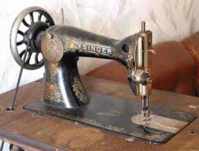 Continuouse sewing Machine