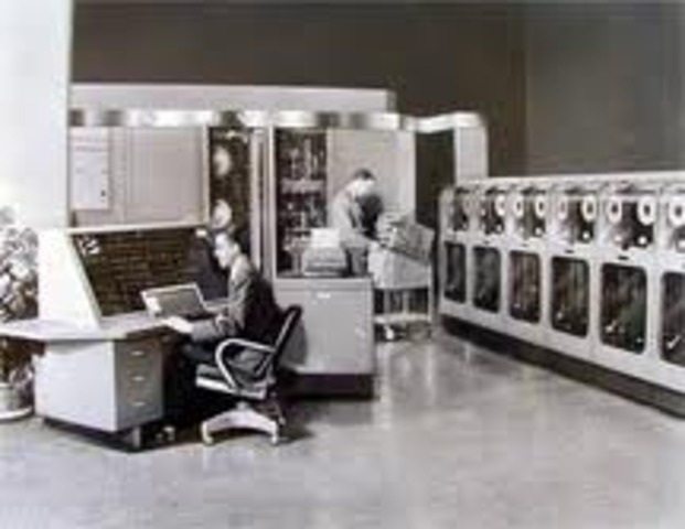 UNIVAC Computer is made