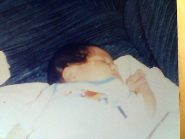 I was born-Mariah Lynn Natal!