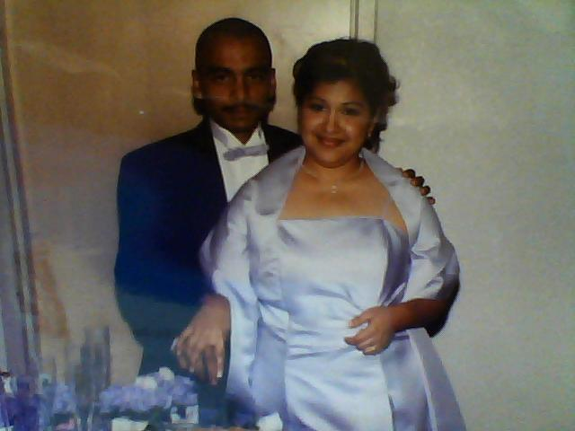 Mommy and Daddy got married!<3