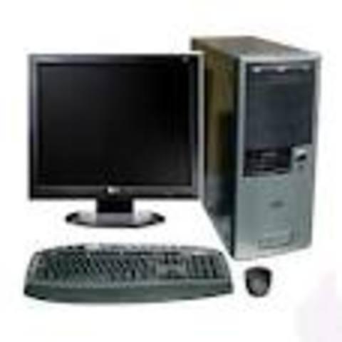 Mi 1º ordenador.