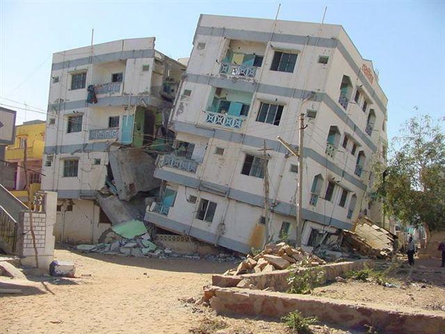 Survived Earthquake Bhuj  (the 2001 Gujarat Earthquake)