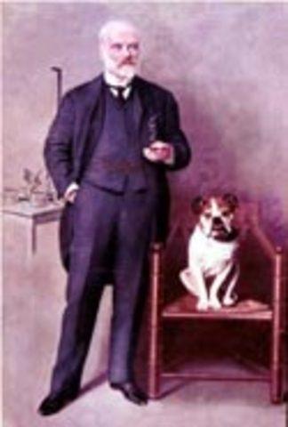 Augustus Volney Waller