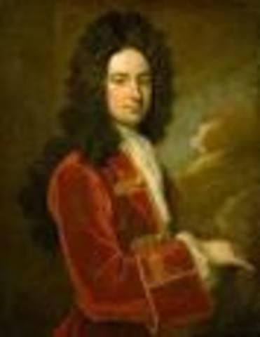 Charles Mahon ,el Conde de Stanhope