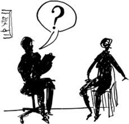 El entrevistador que se convierte en entrevistado