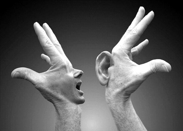 """El dialogo """"Saber preguntar y saber escuchar"""""""