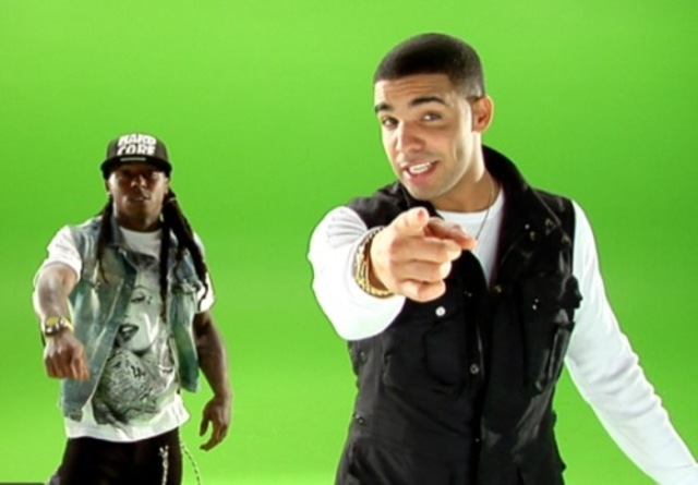 Drake's First Song With Lil Wayne