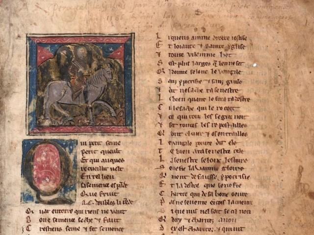 Segunda etapa: Chrétien de Troyes y sus continuadores