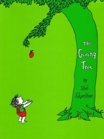 """""""The giving tree"""""""