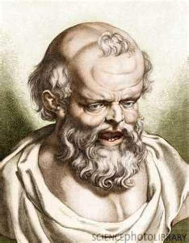 Democritus- 440 BC