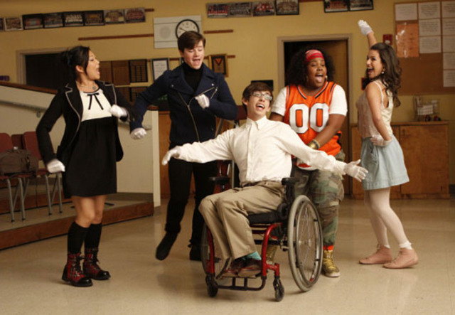 The first Episode of Glee, Season one was aired