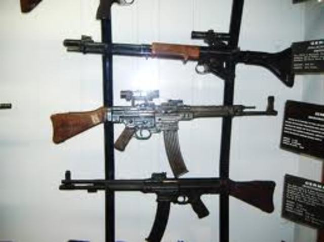 3 new weapons