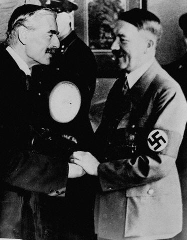 Treatment of the Sudetenlands