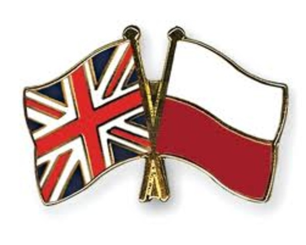 Britain protects Poland