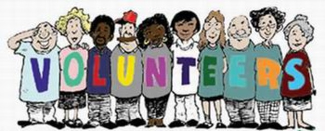 Asking for volunteers and members
